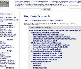 Mf outreach